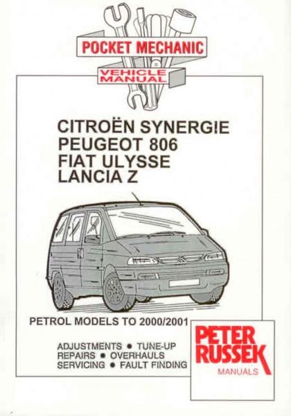 haynes reparasjonsh ndbok citroen synergie evasion peugeot 806 rh bilboken no Citroen Evasion Interior Citroen C8