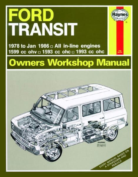 haynes manual  ford transit petrol  mk 2   78 jan 86  up 2005 Ford Freestar Owners Manual PDF Ford Focus Owners Manual