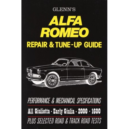 Verkstedshåndbok: Alfa Romeo Repair & Tune Up Guide