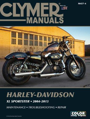 Clymer Manual  Yamaha V-star 950 2009-2012