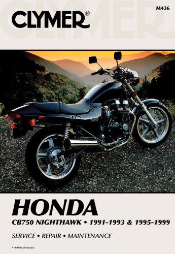 Clymer Manuals Honda Cb750 Nighthawk