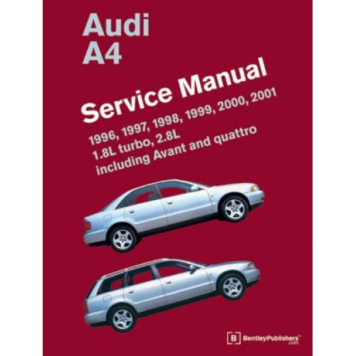 audi a4 b5 service repair manual 1997 1998 1999 2000 html. Black Bedroom Furniture Sets. Home Design Ideas