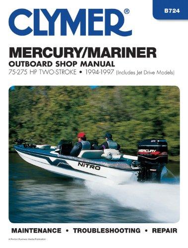 mercury mariner 75 275 hp two stroke outboard 1994 1997. Black Bedroom Furniture Sets. Home Design Ideas