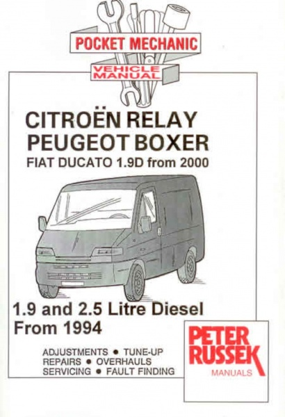 haynes reparasjonsh ndbok citroen relay peugeot boxer fiat ducato rh bilboken no Fiat Ducato 2300 MJT 2015 Fiat Ducato